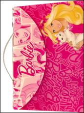 It's my life. Barbie valigetta. Con adesivi. Con poster