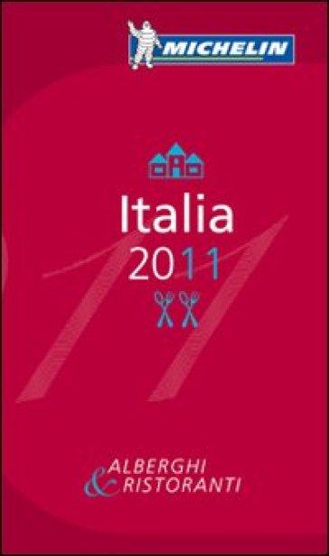 Italia 2011. Alberghi & ristoranti