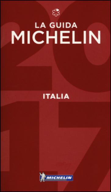 Italia 2017. La guida Michelin