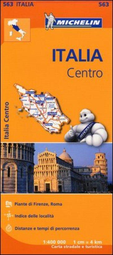 Italia Centro 1:400.000