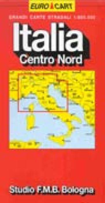 Italia. Centro nord 1:800.000 -  pdf epub