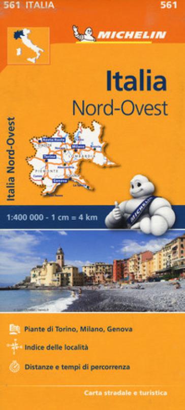 Italia Nord Ovest 1:400.000
