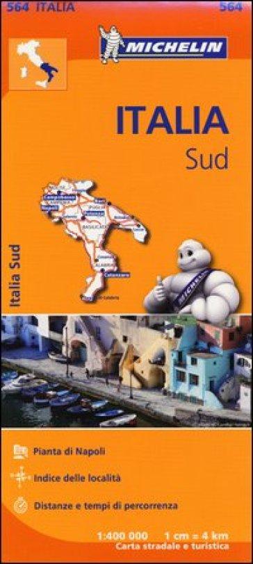 Italia Sud 1:400.000