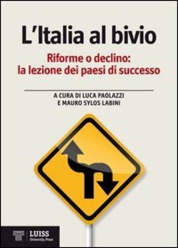 L'Italia al bivio. Riforme o declino, la lezione dei paesi di successo