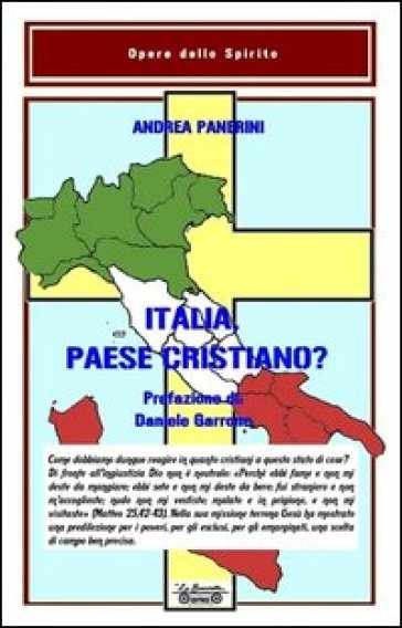 Italia paese cristiano? - Andrea Panerini | Kritjur.org