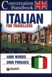 Italian for travellers. Conversation Handbook