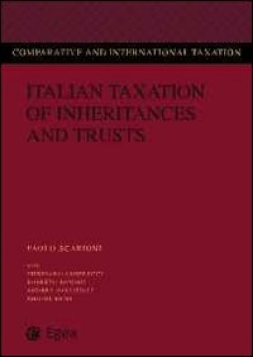 Italian taxation of inheritances and trusts