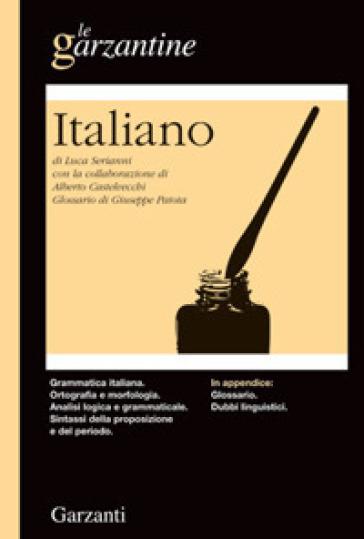 Italiano - Luca Serianni   Thecosgala.com
