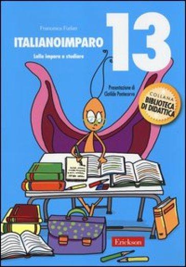 ItalianoImparo. 13.Lalla impara a studiare - Francesca Furlan pdf epub