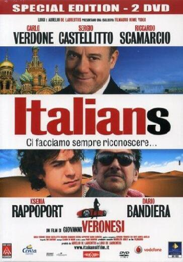 Italians (2 DVD)(special edition)
