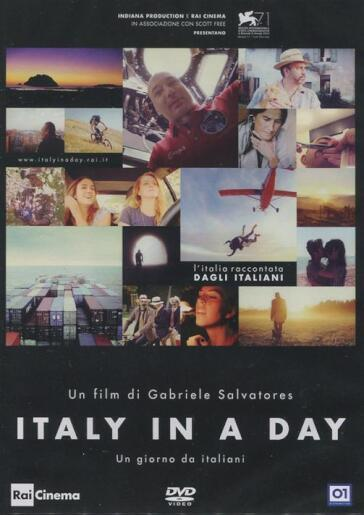 Italy in a day (DVD)