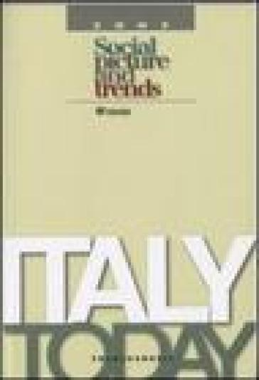 Italy today 2005. Social picture and trends