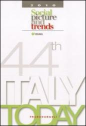 Italy today. Social picture and trends 2010