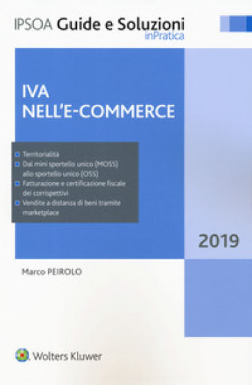 Iva nell'e-commerce - Marco Peirolo |