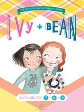 Ivy & Bean Bundle Set 3 (Books 7-9)