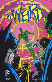 JLA. The weird. 5.