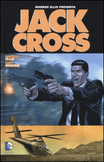 Jack Cross - Warren Ellis |