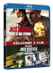 Jack Reacher collection 1 & 2 (2 Blu-Ray)