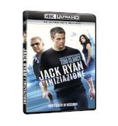 Jack Ryan - L Iniziazione (Blu-Ray 4K Ultra Hd+Blu-Ray)