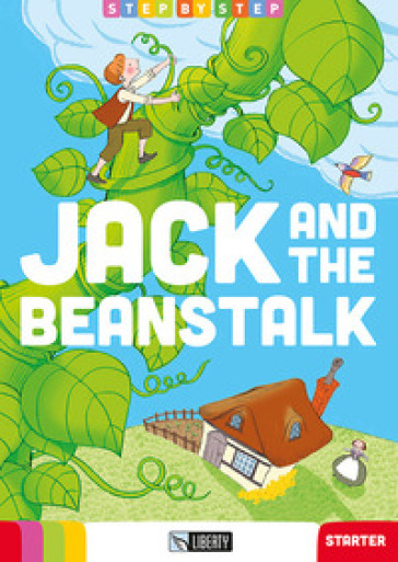 Jack and the beanstalk. Starters. Con File audio per il download -  pdf epub