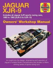 Jaguar XJR-9 Owners Workshop Manual
