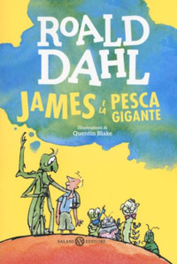 James e la pesca gigante - Roald Dahl pdf epub
