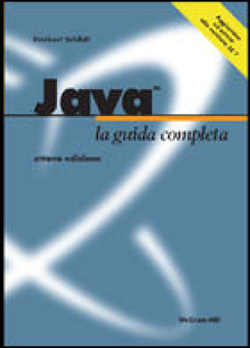 Java. La guida completa - Herbert Schildt   Jonathanterrington.com