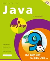 Java in easy steps, 6th Edition