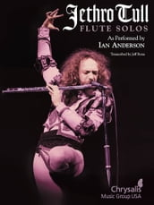 Jethro Tull - Flute Solos (Songbook)