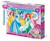 Jewels Puzzle Princess