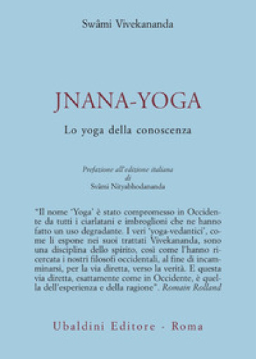 Jnana-yoga - Vivekananda (Swami) |