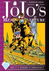 JoJo s Bizarre Adventure: Part 4--Diamond Is Unbreakable, Vol. 3