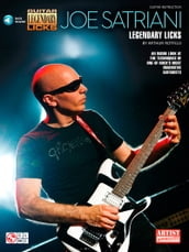 Joe Satriani - Legendary Licks