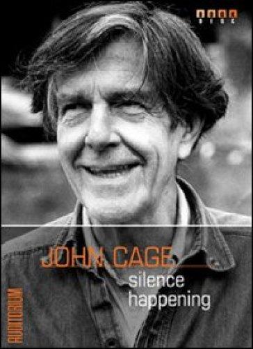 John Cage. Silence happening. Con CD Audio - John Cage   Thecosgala.com