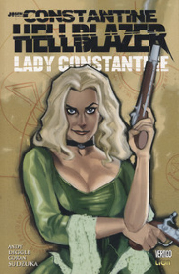 John Constantine. Hellblazer - Andy Diggle |