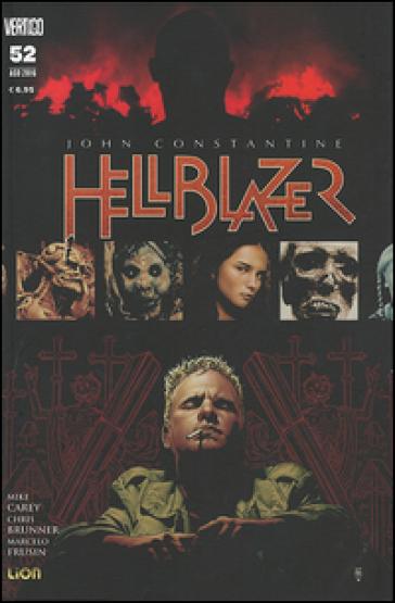 John Constantine. Hellblazer. 52. - Mike Carey | Rochesterscifianimecon.com