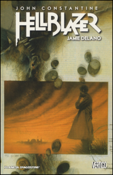 John Constantine. Hellblazer. 2. - Jamie Delano   Jonathanterrington.com