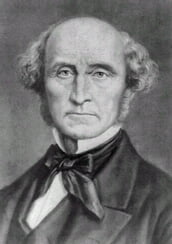 John Stuart Mill on The Slave Power (Illustrated)