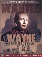 John Wayne - Wanted (4 DVD)