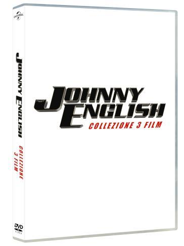 Johnny english - 3 movie collection (3 DVD)