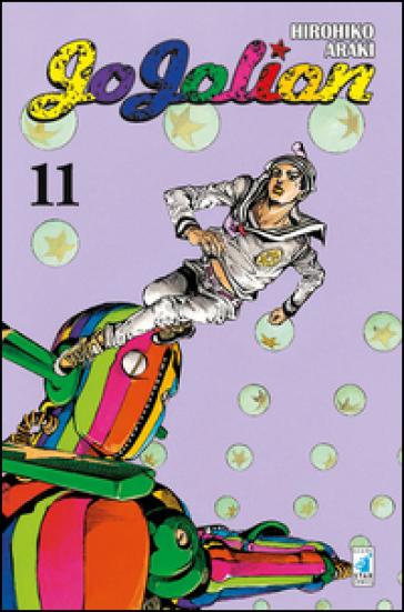 Jojolion. 11. - Hirohiko Araki | Rochesterscifianimecon.com