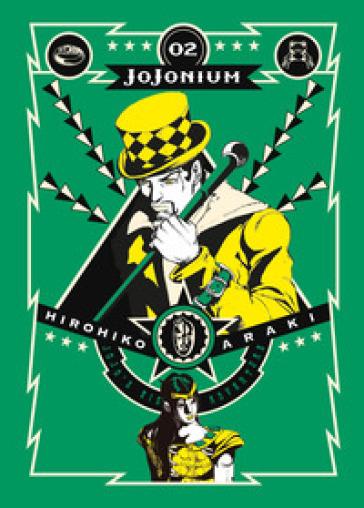 Jojonium. 2. - Hirohiko Araki   Jonathanterrington.com