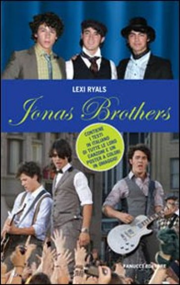 Jonas Brothers - Lexi Ryals   Rochesterscifianimecon.com