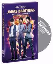 Jonas brothers -The concert experience (DVD)(versione integrale)
