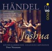 Joshua:sacred drama 1747