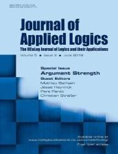 Journal of Applied Logics - IfCoLog Journal