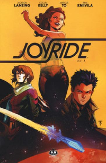 Joyride. 1. - Jackson Lanzing pdf epub