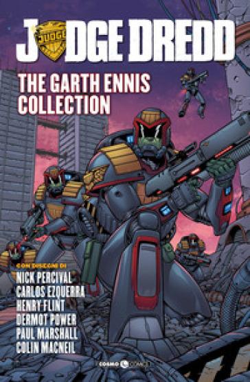 Judge Dredd. The Garth Ennis collection. 5. - Garth Ennis | Thecosgala.com