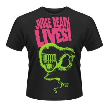 Judge death lives!