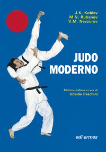 Judo moderno - M. N. Rubanov  